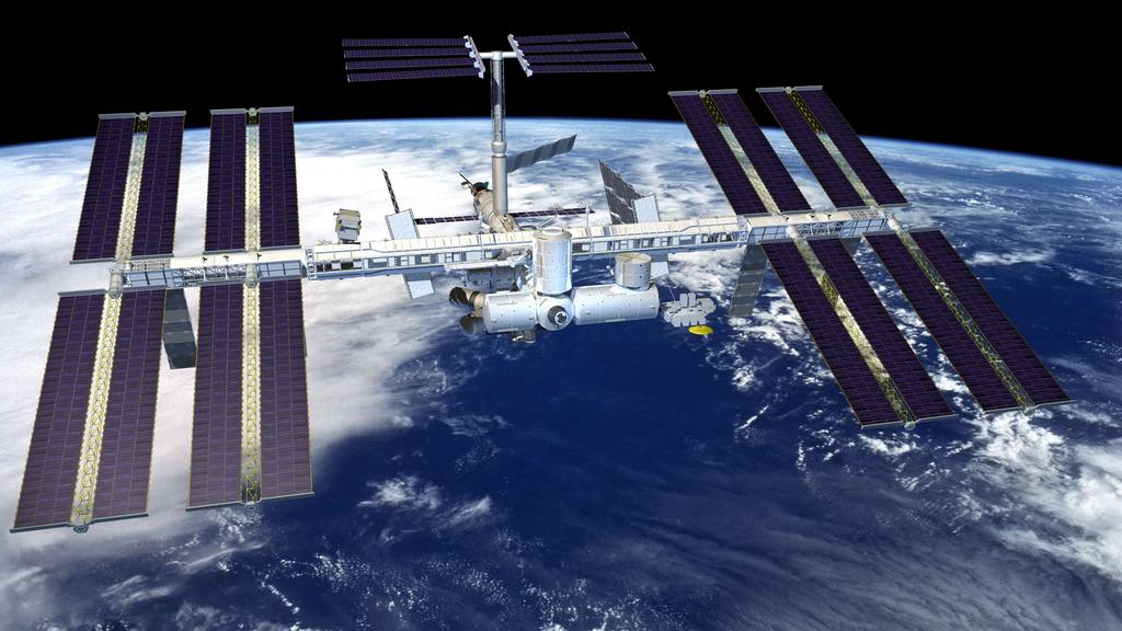 Future Projects (Space) - AMS-02 AMS-02 on ISS in early 2008 at least 3 years in operation Physics: Antimatter,