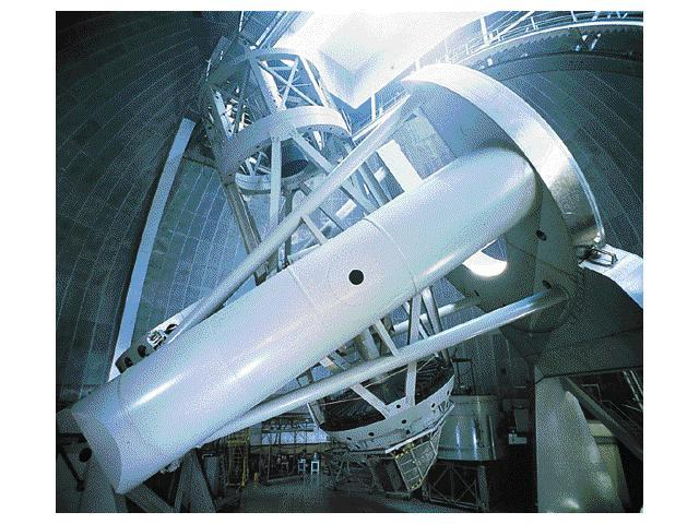 Telescopes have been built to observe in almost every form of electromagnetic radiation.
