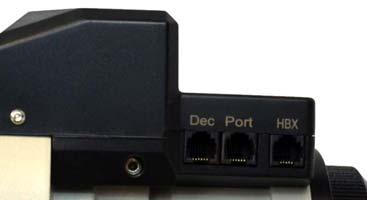 2.3. ieq30 Pro Mount Ports Ports on Main Control Unit Figure 2.