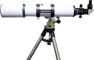 The balancing procedure should be performed after the CWs, OTA, and any accessories are installed. CAUTION: The telescope may swing when the R.A. and DEC clutch screws or handle are released.