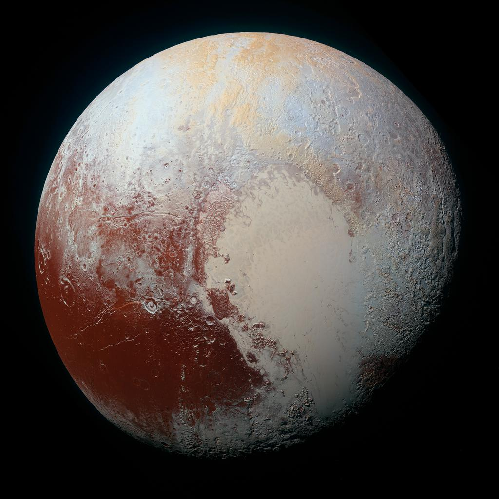 5 6 Pluto In August 2006, Pluto was declared to be a dwarf planet and not a classical planet by the International Astronomical Union.