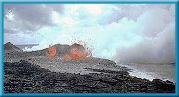 2 Volcanoes Forms of Volcanoes Volcanoes add new rock to Earth s crust with each eruption.