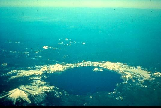 Crater Lake from