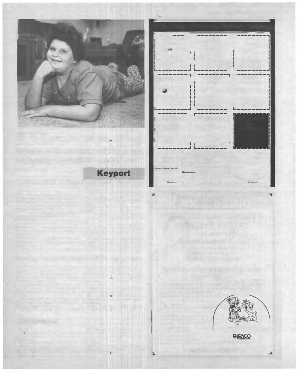 Bayshore Keyport Child Saves Aunt S Life Area Indians Celebrate 2001 Ford Escort Lx4 Fuse Box Diagram The Ndependent November 111992 1 N O Ws Ta