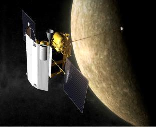 Orbit Insertion: March 18, 2011 End of Mission: April 30, 2015 It s hard to get to Mercury! Science Questions 1.