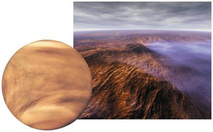 Overview of Venus Terrestrial Planet Interiors Nearly