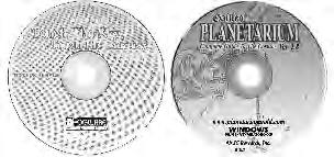 G) CASSINI CD-ROM PLANETARIUM FROM ANY LOCATION