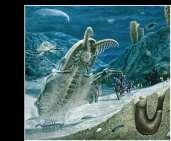 explosion (~525 mya) marks the earliest fossil appearance of about half of all extant animal phyla There are several hypotheses regarding the cause of the Cambrian