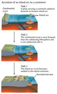 11 How Continents Grow: Accretion of