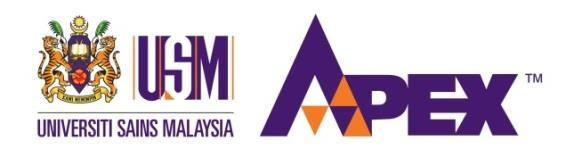 UNIVERSITI SAINS MALAYSIA Second Semester Examination 2016/2017 Academic Session June 2017 MAT111 Linear Algebra [Aljabar Linear] Duration : 3 hours [Masa : 3 jam] Please check that this examination