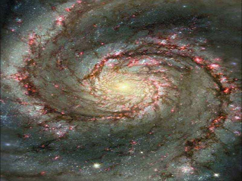 Where do stars form in the Galaxy?