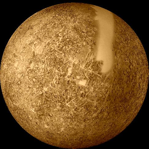 23.2 The Terrestrial Planets Mercury- The innermost planet, 2 nd smallest, barely bigger than our moon Does not reflect (6%)