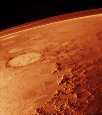 23.2 The Terrestrial Planets Mars- The Red planet, Easiest planet to see from Earth Atmosphere is