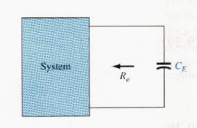 The voltage V i applied to the input of the active device can be calculated using the voltage divider rule: Effect of