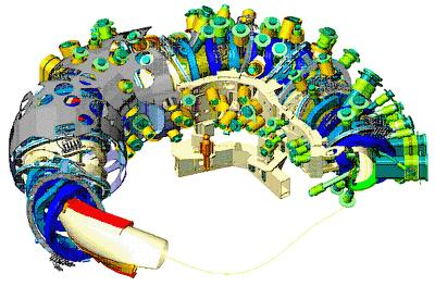 superconducting stellarator France: ITER The