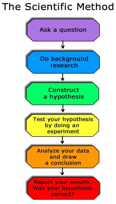 Importance of the Scientific 6 steps. 1. Ask a question 2. Do Research 3.