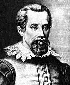 Johannes Kepler After Brahe s death, his assistant, the German astronomer and mathematician Johannes Kepler, used Brahe s data to calculate the orbits of the planets revolving around the sun.