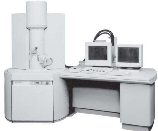 wavelength Transmission electron microscope λ el