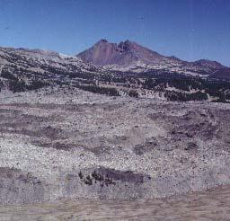 South Sister (of the Three