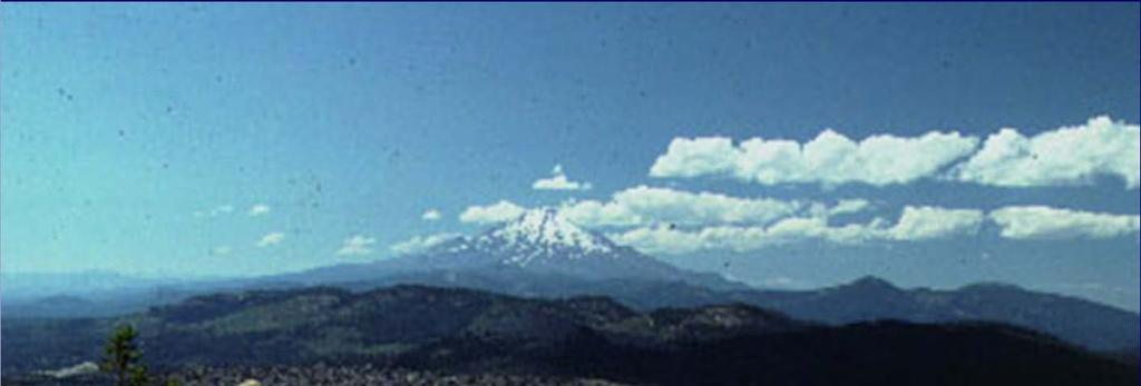 Mount Shasta Crater