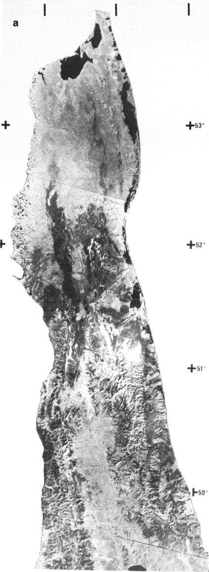 Jolivet, 1985]. This active deformation recorded [Chapman and Solomon, 1976; Sarostin et al., 1983; has been interpreted as the incipient subduction of the young this study].