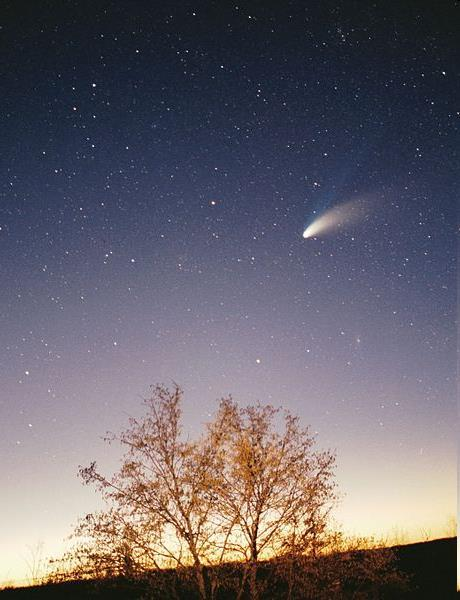 So what is a comet?