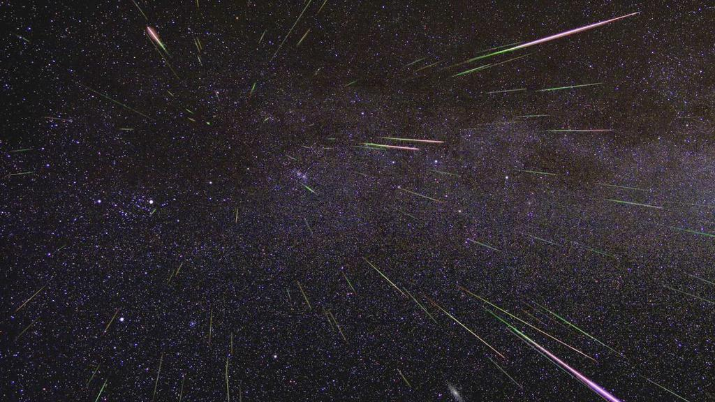 Meteor Showers Comet impacts are common, but usually, they are harmless Earth is hit by 109 meteor showers every year (listed at right), averaging 2 collisions with streams each week Oddly, most