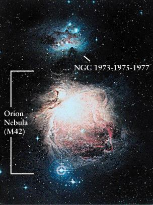 Solar System Formation The Sun and Planets formed from a cloud of material similar to the Orion Nebula