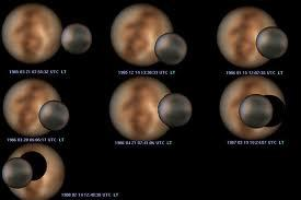Pluto-Charon eclipse mapping Based on what you can t see, you