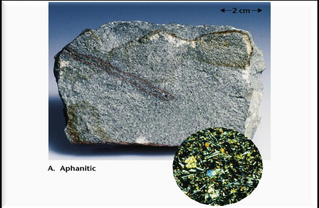 Aphanitic