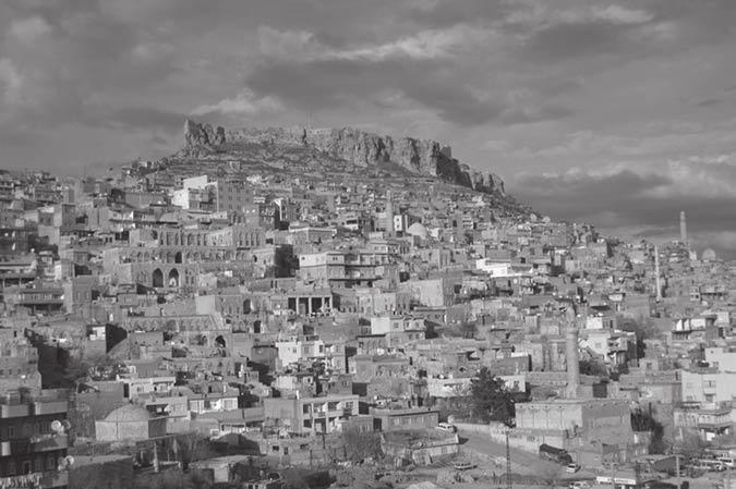 Privacy and space in Kurdish cities 143 (a) Plate 9.2 Typical urban settlements in the Zâgros mountains: (a) Mardin in Turkey Source: Hooshmand Alizadeh regions of the Muslim world.