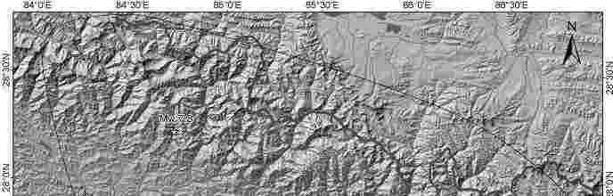 Journal of Nepal Geological Society, 2017, Vol. 54 (Sp. Issue) Landslides triggered by the Gorkha, Nepal Mw7.8 earthquake of 25 April 2015: A comparison with the 2008 Wenchuan, China Mw7.