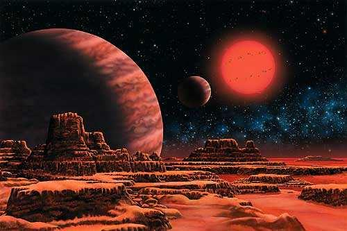 Planets are plentiful The first planet orbiting another Sun-like star was discovered in 1995.