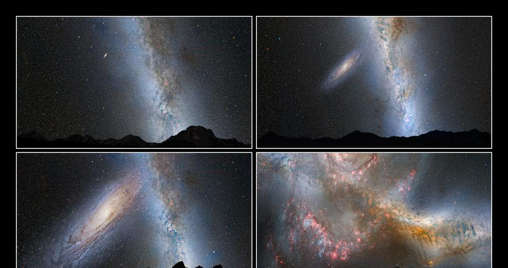 Local Group: Predicted Merger between Milky Way and Andromeda Galaxies Today 2