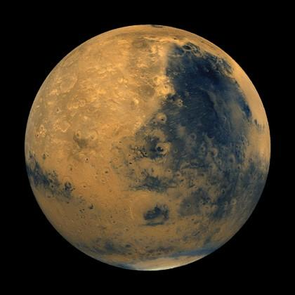 Mars As seen from the