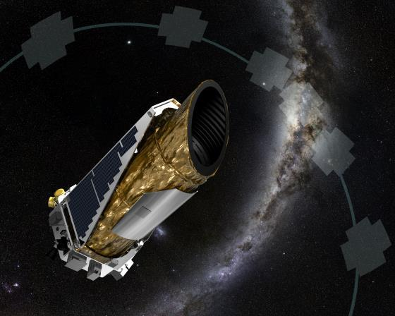 Kepler NASA satellite launched in 2009 Repeatedly imaged a small area of sky to search for transiting planets