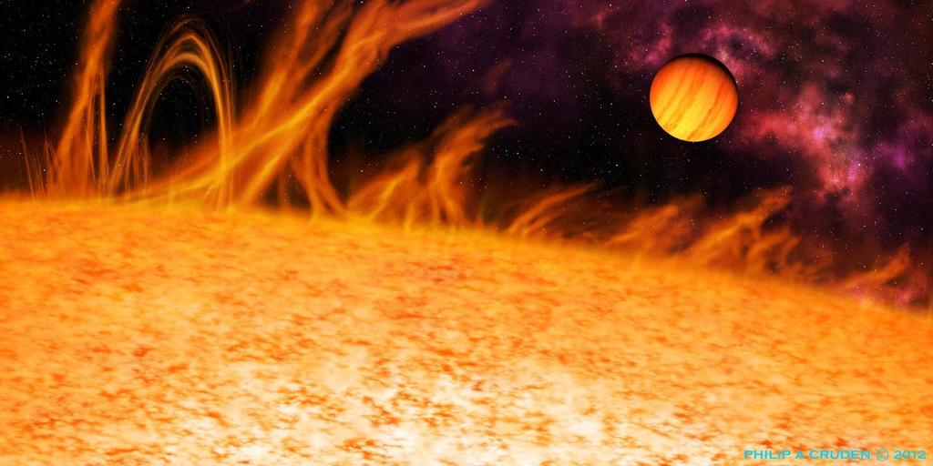 Hot Jupiters Orbit very close to host star Easy to