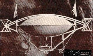 The Airship Solution Since I have been accused of staying in the past when the solution for the UFO phenomenon rests in the present, I thought I d point out that sometimes the past leads the way to