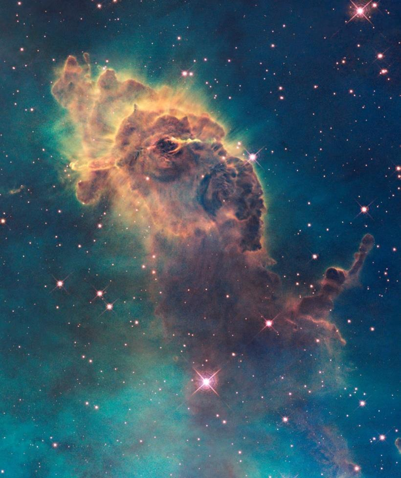 Nebula Latin for cloud a large cloud of