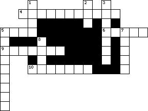 "9 ACROSS ""And as the bridegroom rejoices over the bride, so shall your God over you."