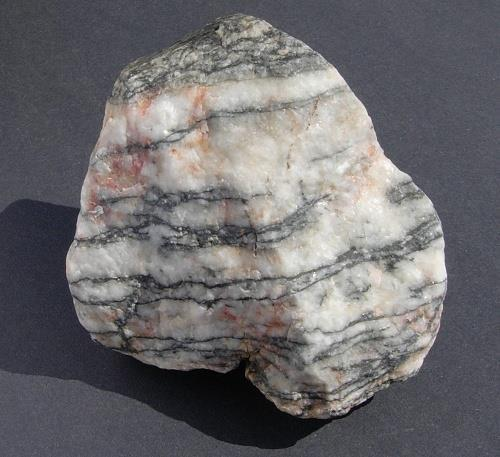 Granite to Gneiss What was the cause?