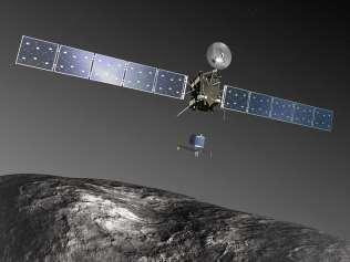 Rosetta Launched
