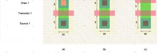 contacted diff ½ g for uncontacted Varies with process Slide 9 Pass Transistors We
