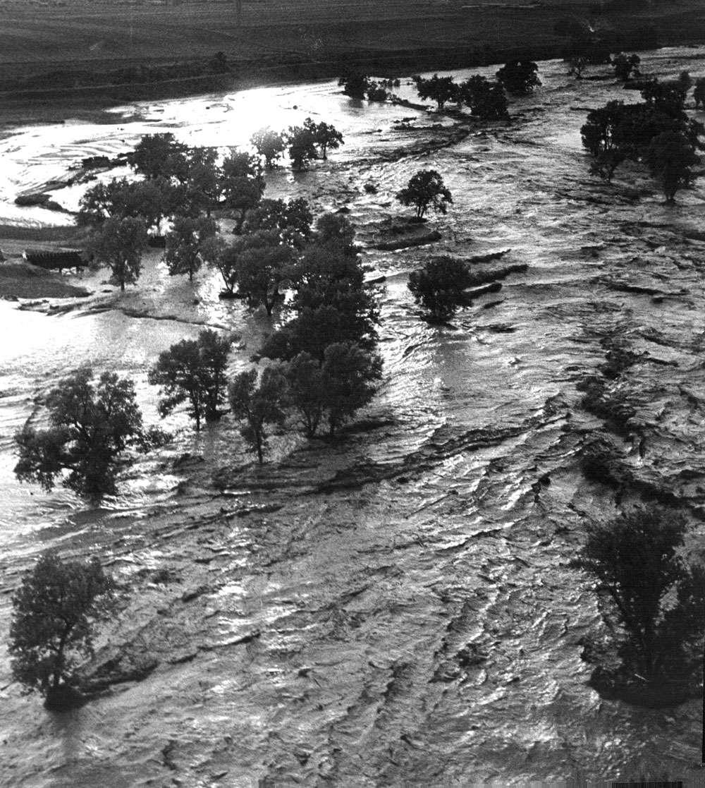 1965 Flooding on South