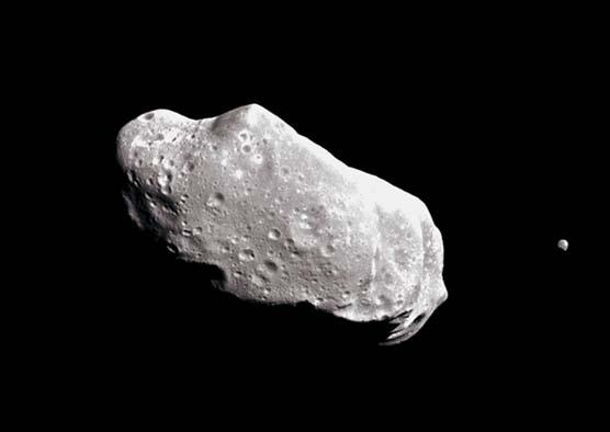 Section 6 Impact Events and the Earth System ASTEROIDS AND COMETS Asteroids You just calculated the impact energy of objects from space colliding with the surface of Earth.