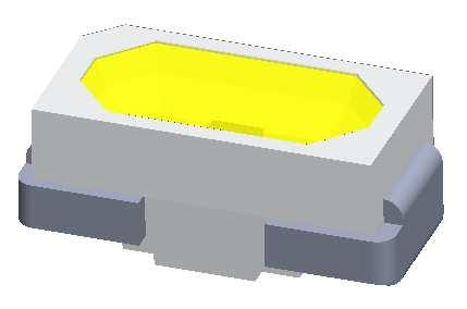 Approval Sheet Product White SMD LED Part Number Issue Date 2014/09/09 Feature White SMD LED (L x W x H) of 3.0 x 1.4 x 1.
