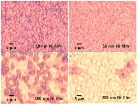 (1000 C for 7 min). B. Properties of as-grown graphene films on Ni Figure S3.