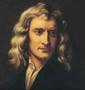 Isaac Newton (1642 1727) is considered to be the most influential scientist who ever lived.
