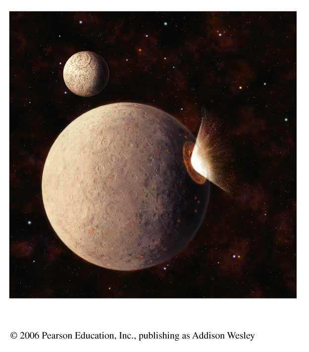Enriched terrestrial planets with