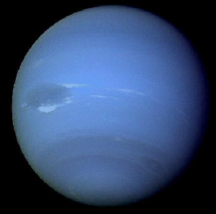 Neptune Neptune has the fastest winds in the solar system: up to 2,000 km/hr.